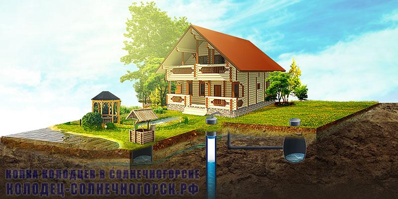 водоснабжение дома, участка, дачи