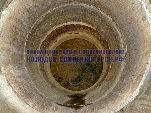 опустел колодец: пропала вода